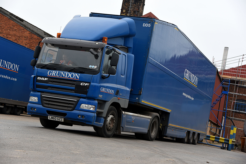 Grundon's certified CarbonNeutral® vehicles means its collections avoid adding to the Trust's carbon emissions