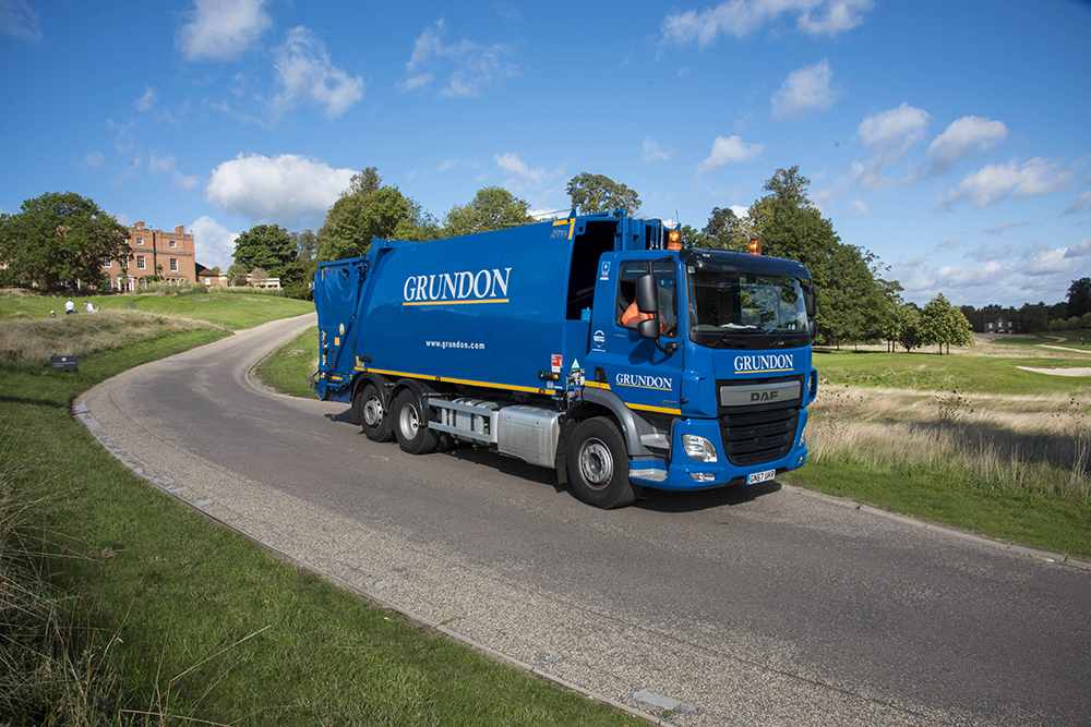 Grundon Waste Management introduced a new waste strategy at The Grove, helping to reduce disposal costs and improve sustainability