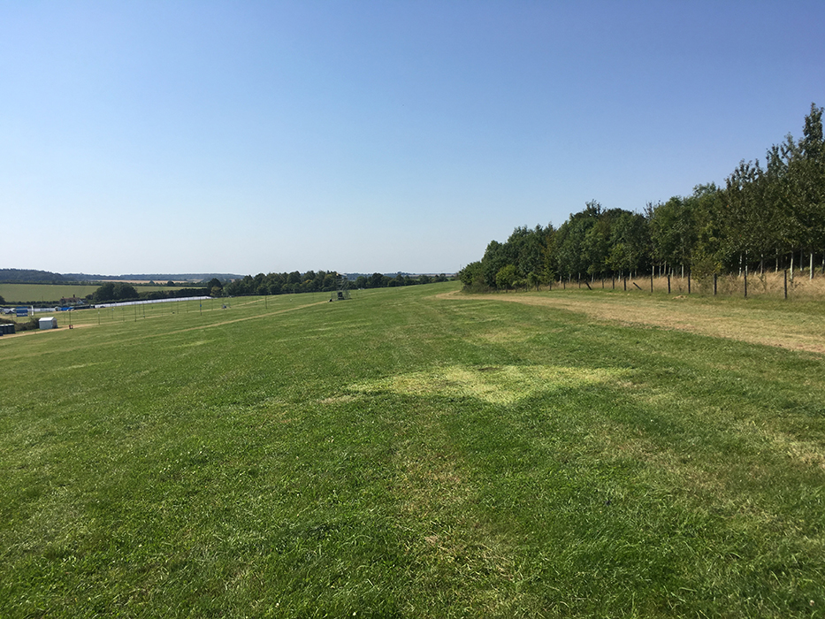The CarFest South campsite was left spotless thanks to a successful recycling campaign by Grundon