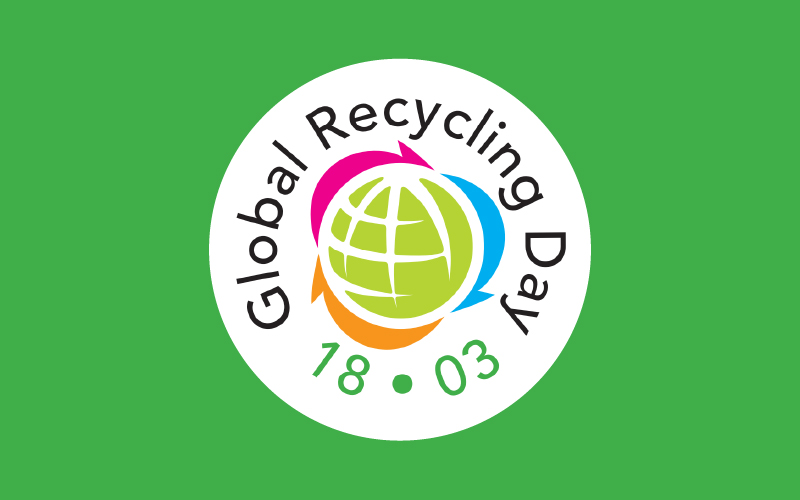 The theme of this year's Global Recycling Day is to shine a spotlight on Global Recycling Heroes