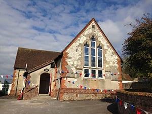 Ashbury village hall