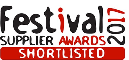 Festival Supplier Awards 2017 shortlisted