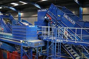 Grundon Materials Recovery Facility