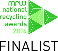 MRW National Recycling Awards 2016 Finalist