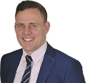 Phillip Steer, Commercial Manager – Clinical